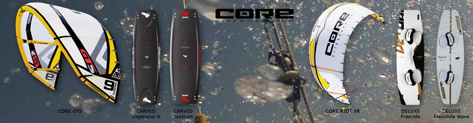 ProCenter Tommy Friedl - Equipment Core/Carved