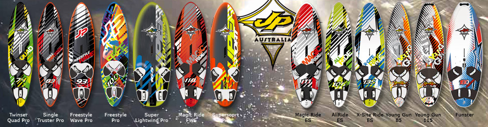 ProCenter Tommy Friedl - Equipment JP Australia