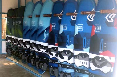 Windsurf Storage