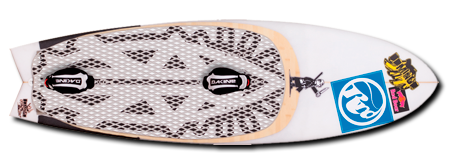 RRD Domingo Waveboard
