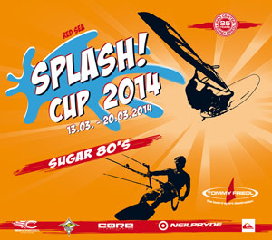 Procenter Tommy Friedl Splashcup 2014