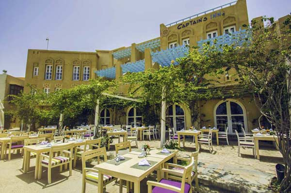 Hotel Captains Inn - El Gouna