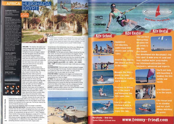 Kiteworld Travelguide 2014