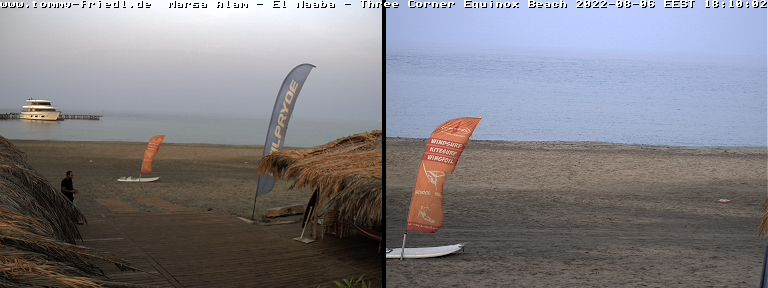 webcam Hurghada Windsurf