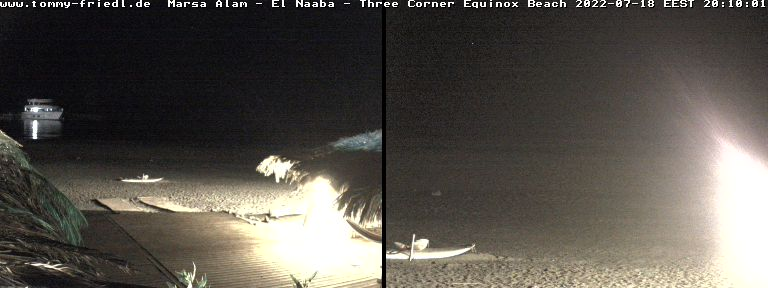 Hurghada, Beach Live Cam, Egypt